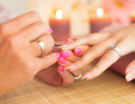 how to clean nail brushes fast